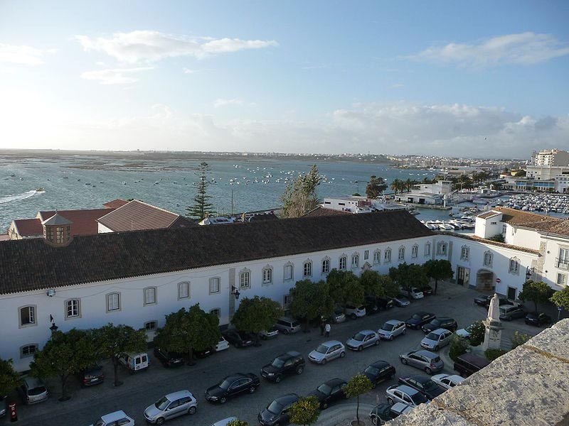 things to do in faro portugal square