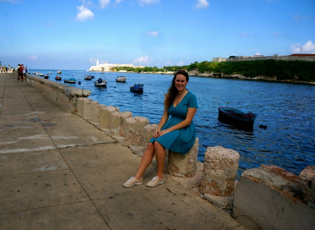 a solo trip to cuba with lauren