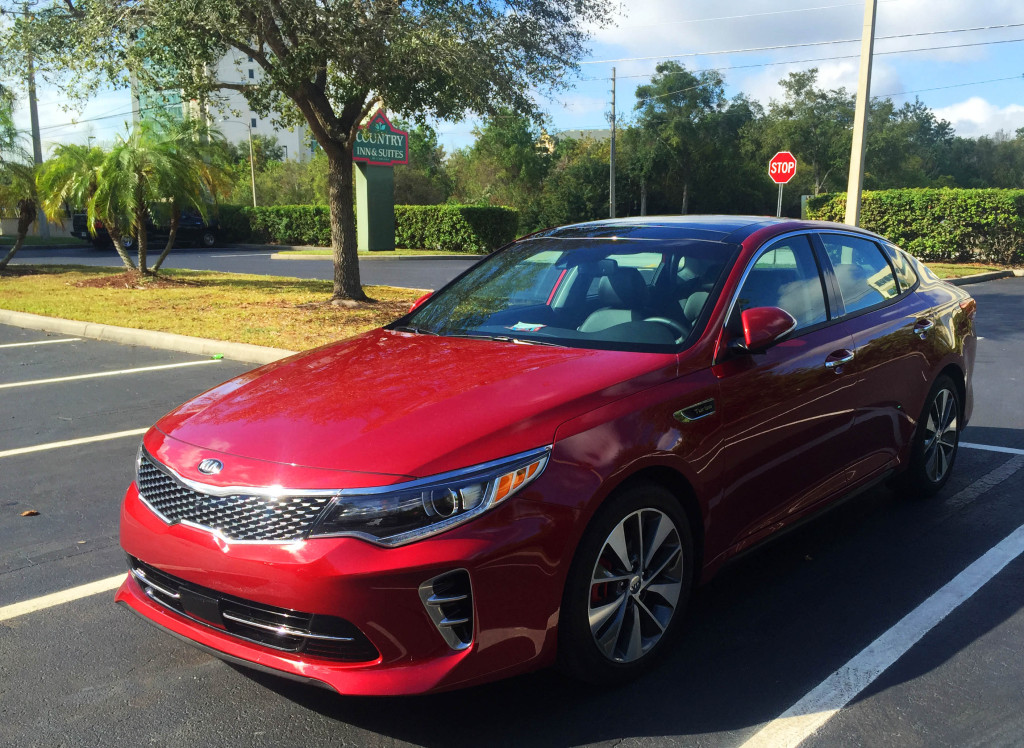 day trips from orlando in the kia optima