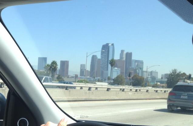 drive los angeles