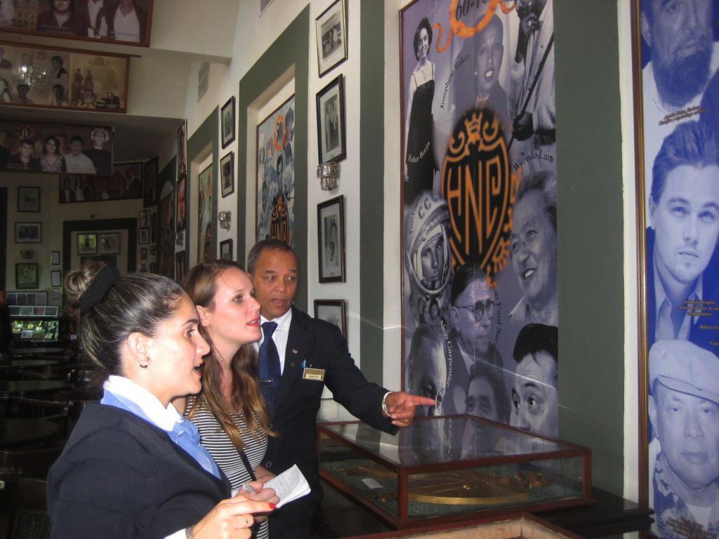 hotel nacional de cuba history- salon of fame