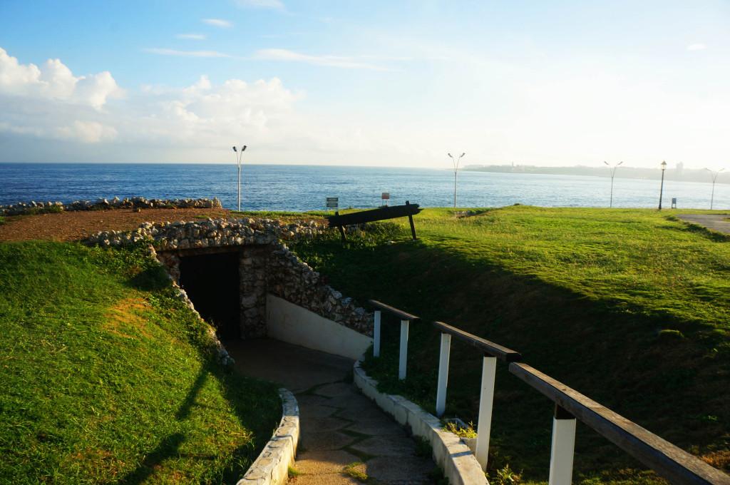 hotel nacional de cuba history- tunnel system