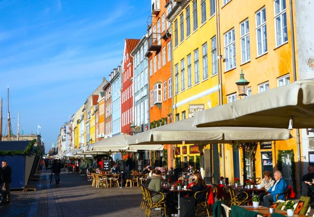 best of copenhagen- nhyvn dining
