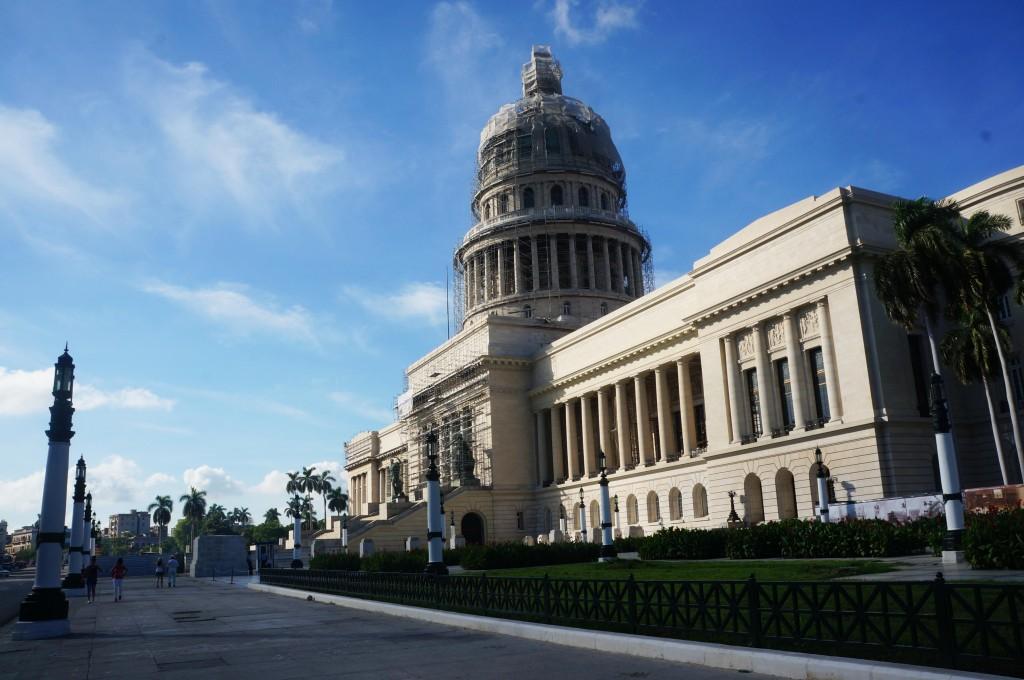 havana tour capitol building