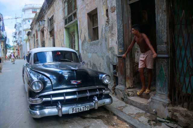 most walkable cities-cuba