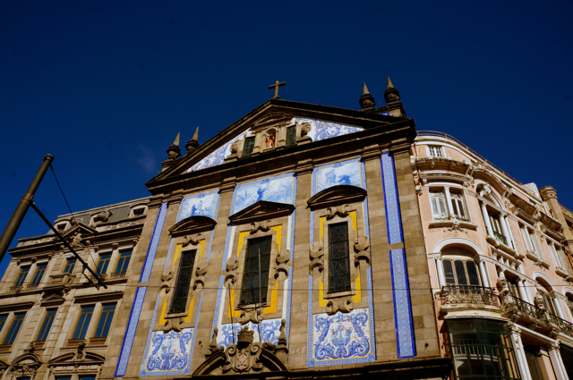 oporto portugal tiles