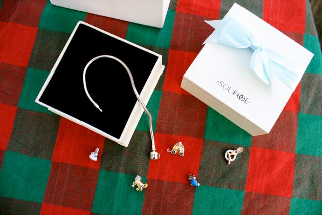 soufeel holiday bracelet giveaway
