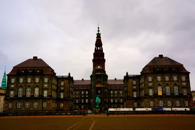 the best of copenhagen- christianborg palace