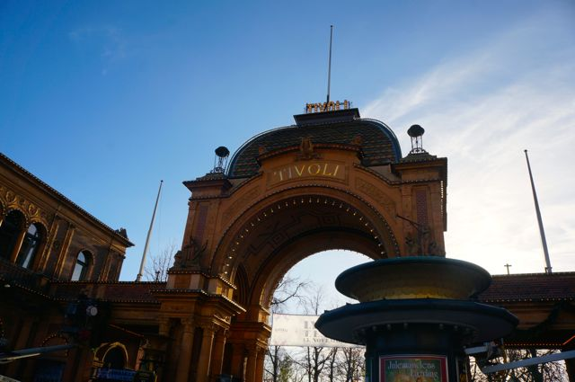 the best of copenhagen- tivoli