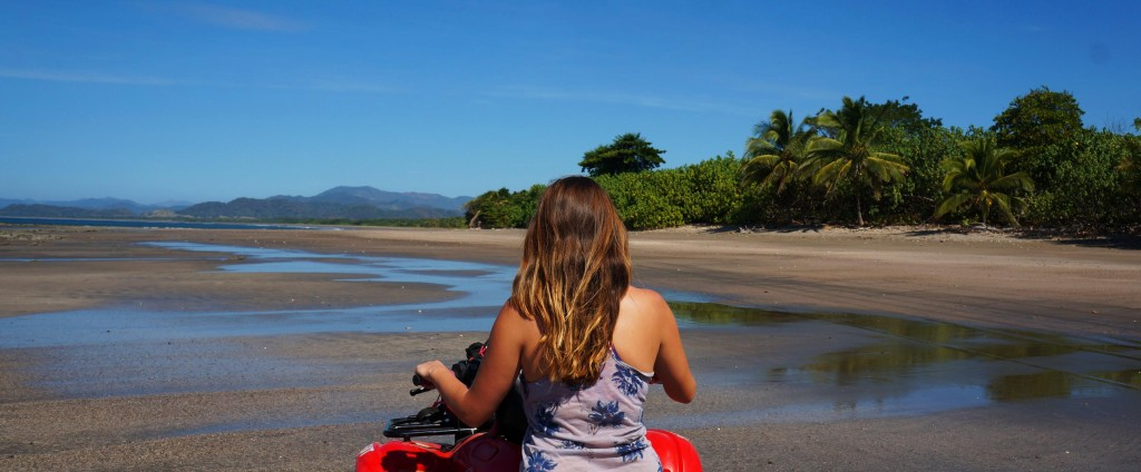Beach Exploring With an ATV Rental in Santa Teresa