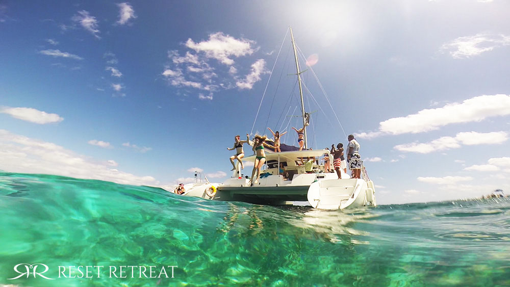explore belize at the reset retreat