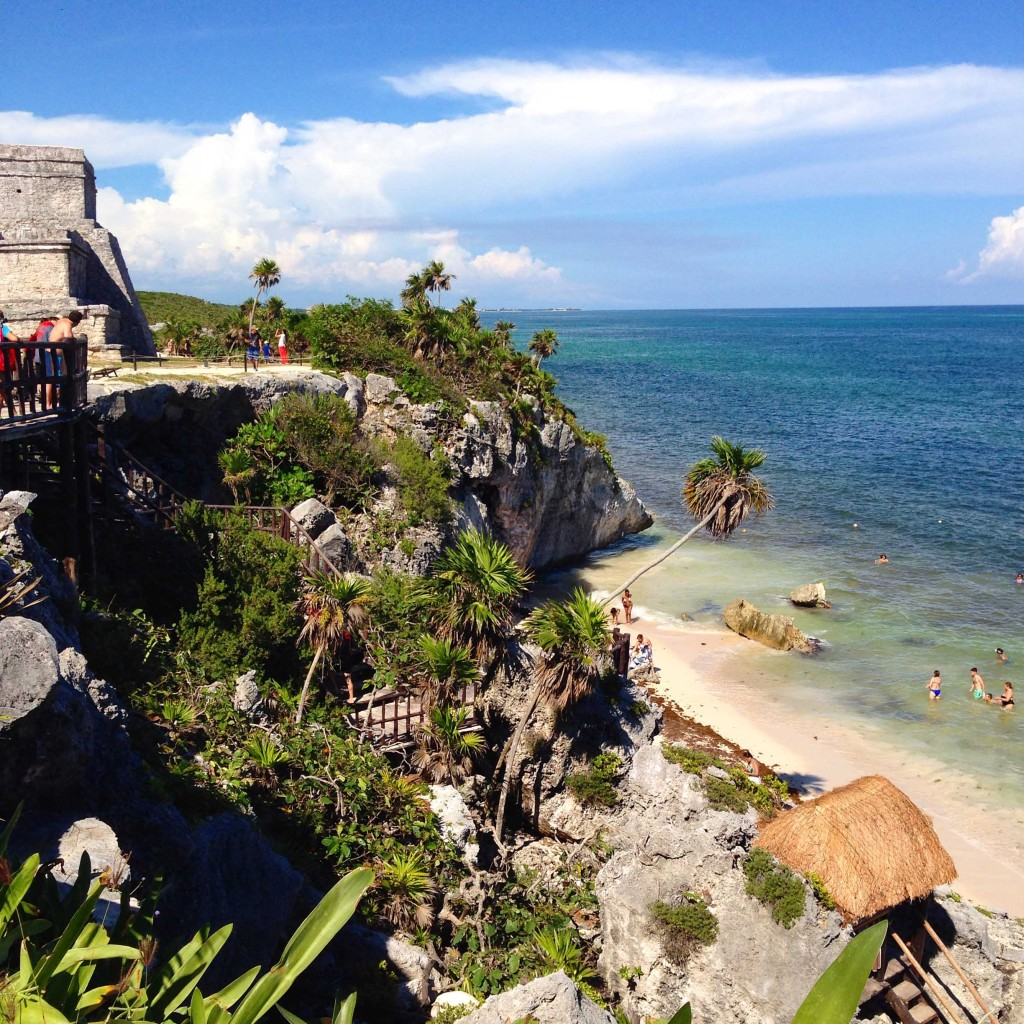 Solo Trip to Tulum - Mayan Ruins