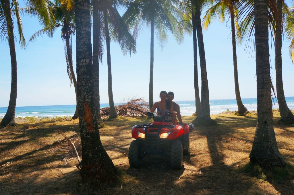 atv rental in santa teresa at playa san miguel