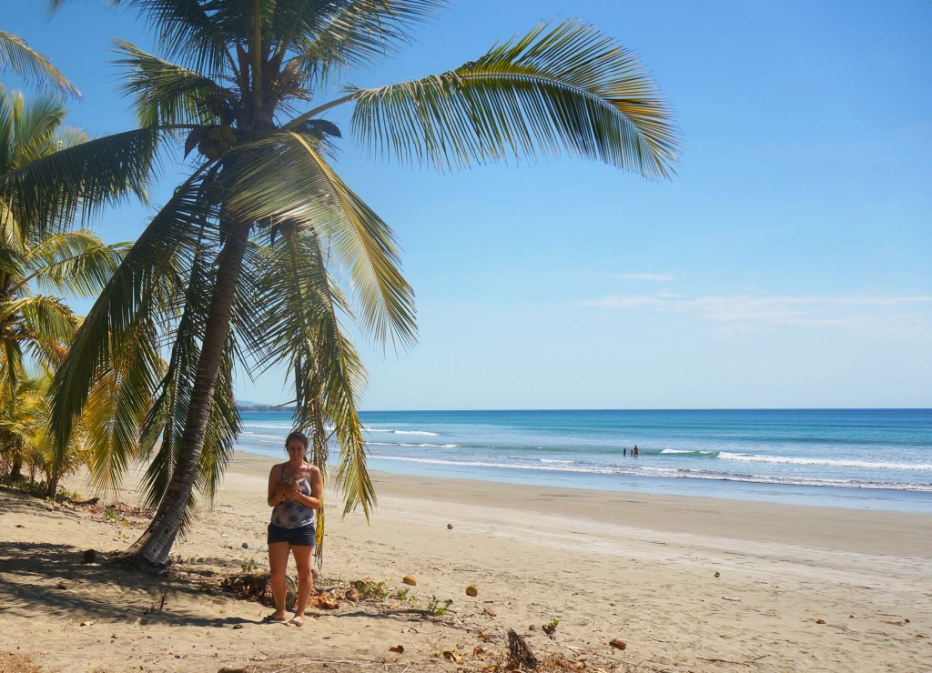 discovering playa san miguel with an atv rental in santa teresa