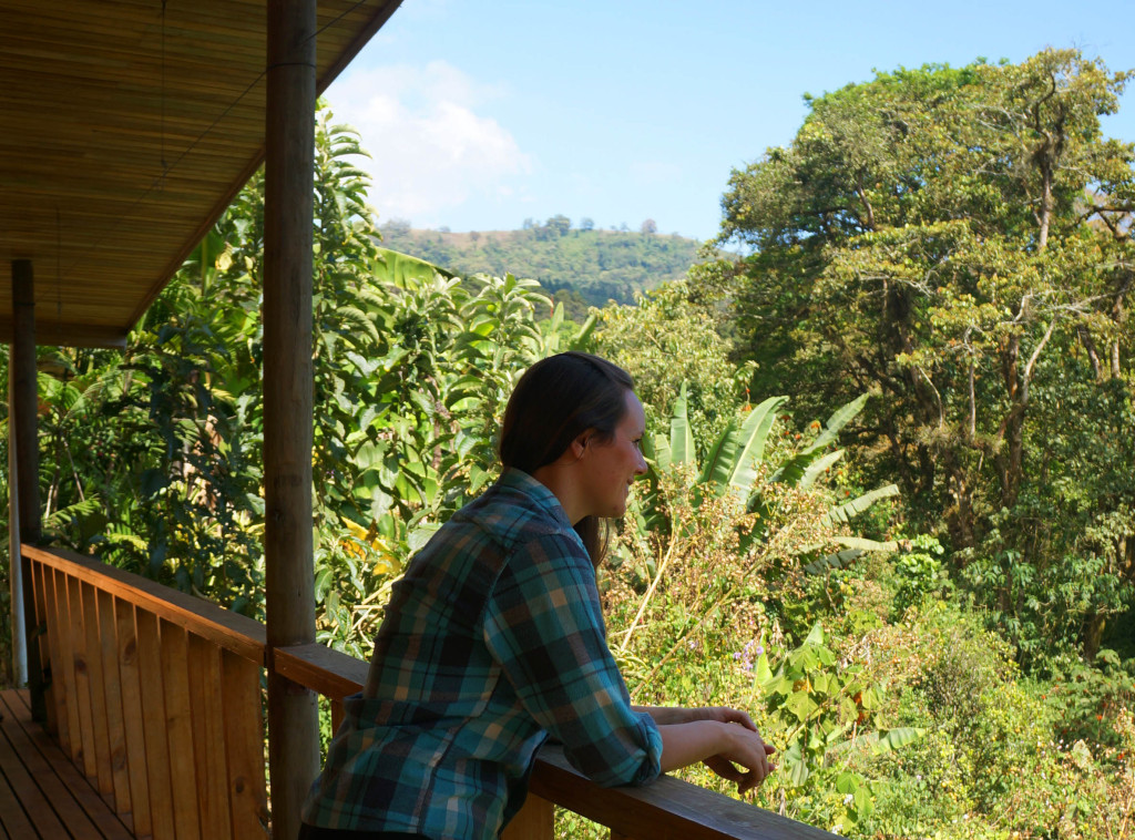 life in costa rica as an expat- balcony
