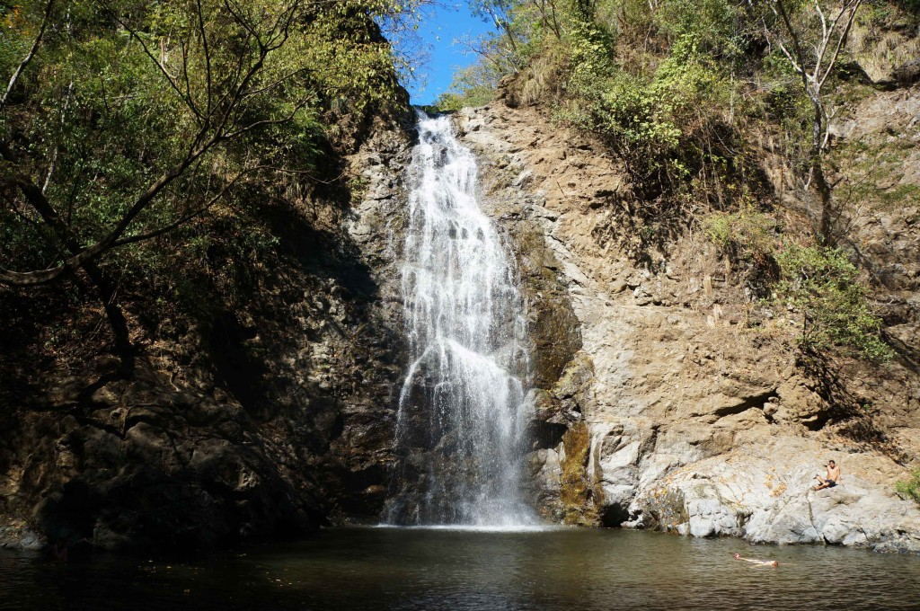 waterfalls in montezuma- montezuma falls