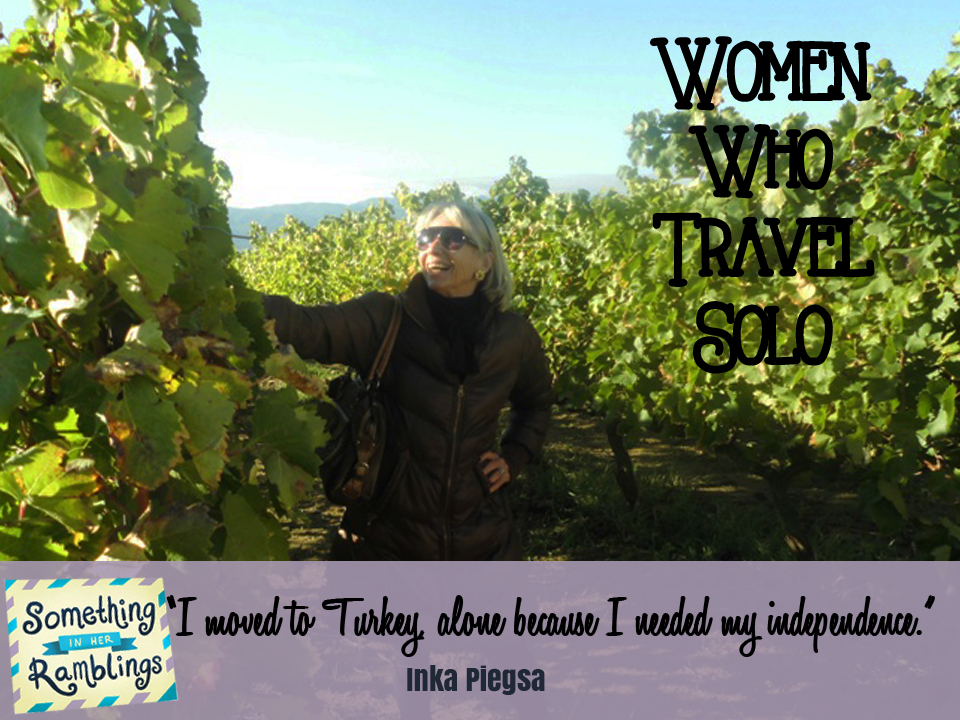 women who travel solo inka piegsa