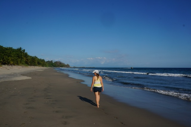 farewell to Costa Rica