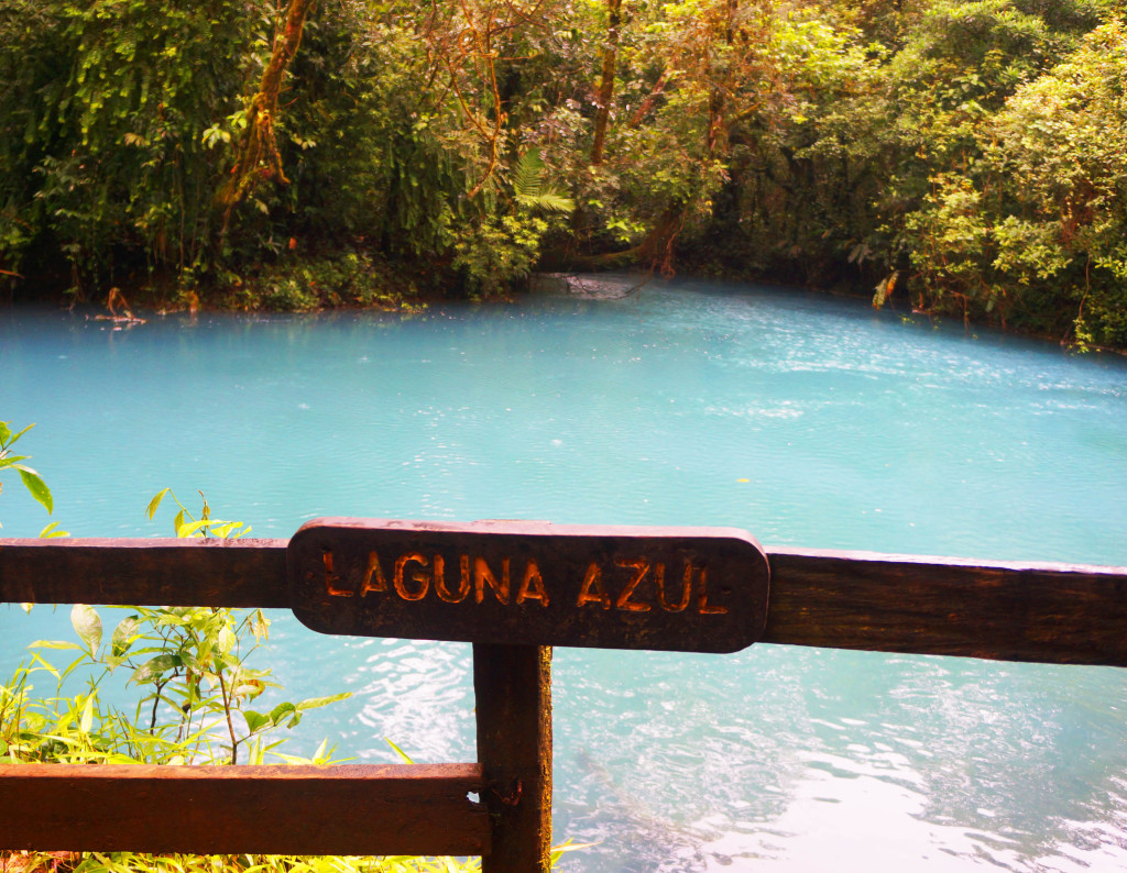 things to know before visiting rio celeste- laguna azul