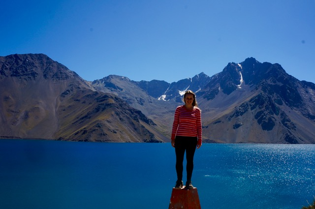 Andes in Chile with AndoAndes