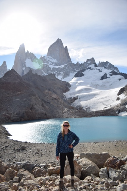 solo travel in patagonia