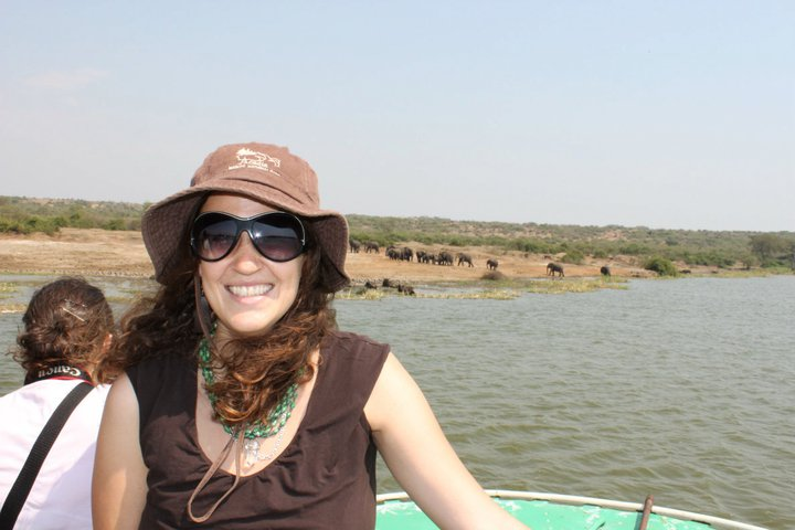 solo travel in uganda beauty