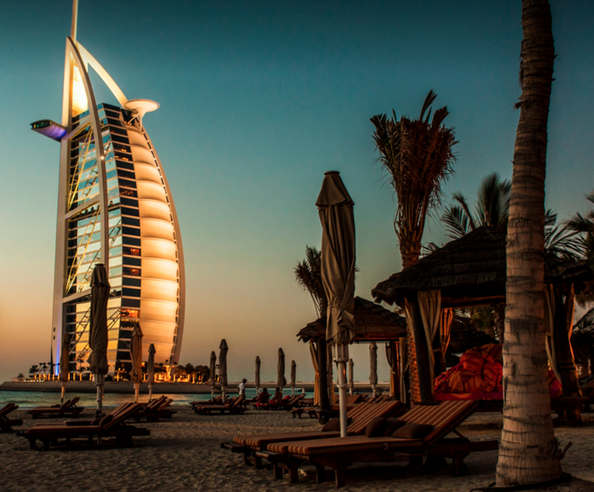Luxury My Dubai Bucket List