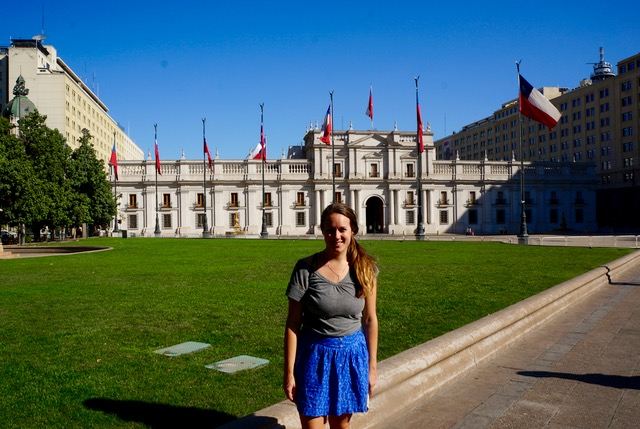24 hours in santiago chile lauren visits