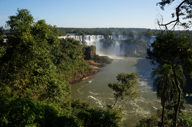 Magic of Iguazu