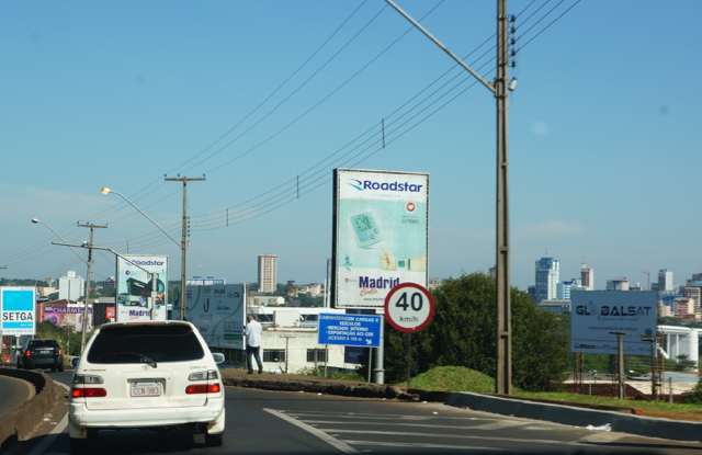 three countries in one day ciudad del este paraguay