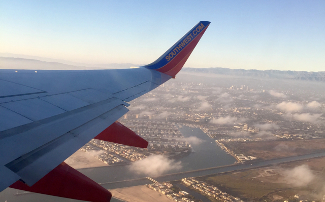 southwest-flight