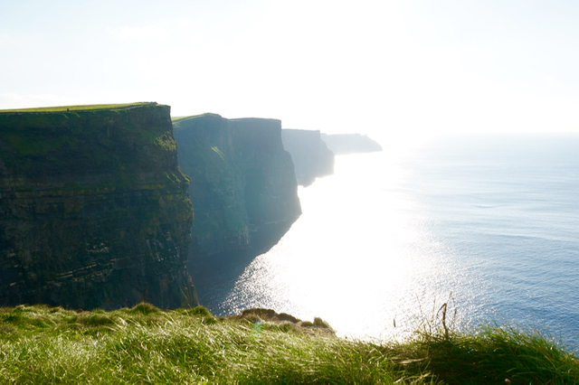Ireland Road Trip Itinerary Cliffs of Moher