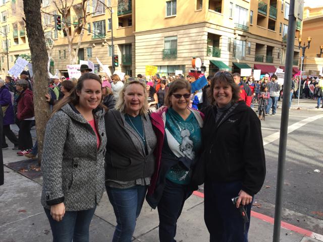 womens march san jose
