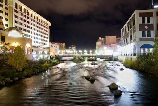 Reno Weekend Escape From Los Angeles River Walk