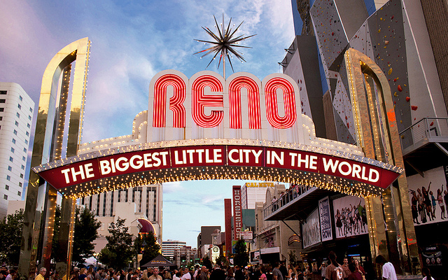 Reno Weekend Escape From Los Angeles