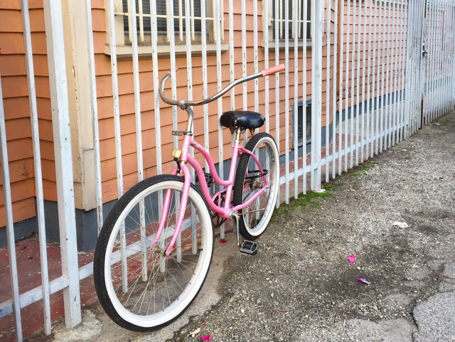 exploring europe by bike