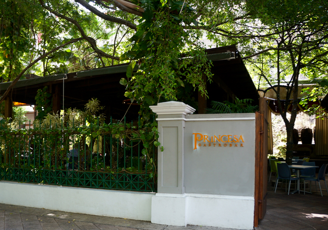 San Juan Food Tours Princesa Gastropub