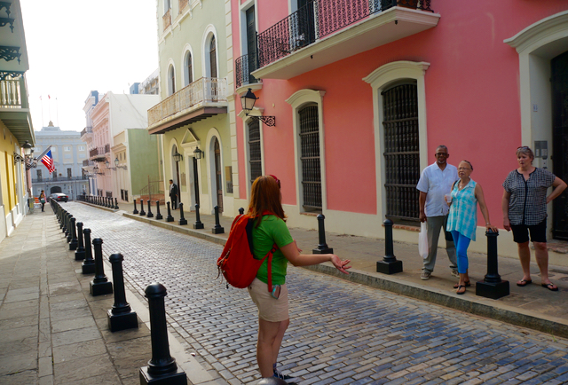 Touring San Juan with San Juan Food Tours
