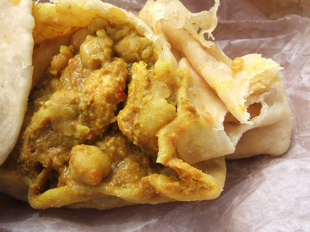 roti trinidad food tours