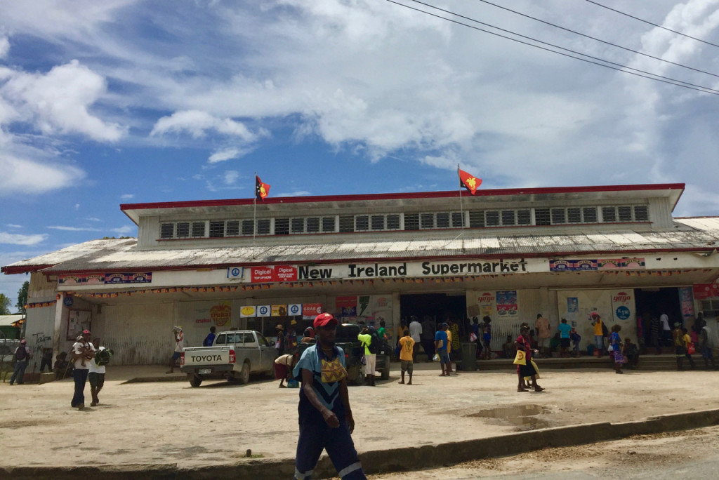 supermarket in papua new guinea