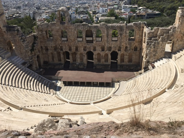athens in a day theater