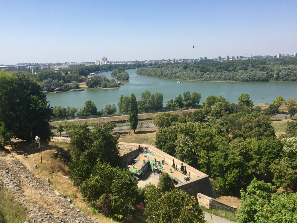 belgrade rivers